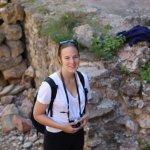 Krisztina Kocsis (18), účastníčka workshopu počas návštevy hradu LednicaĎakujeme všetkým, ktorí boli ochotní na misii pomôcť. Najmä našim reportérom a hosťom, už teraz sa tešíme na ďalšie spoločné stretnutie.