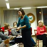 Na workshope sa pedagógovia a koordinátori mediálnej a envirovýchovy učili, ako program využiť na vyučovaní i mimo neho.