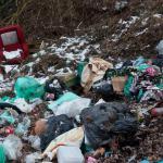 Haluzická kotlina sa zapĺňa odpadom / 2. miesto v kampani LITTER LESS, kategória článok, 15-18 rokov