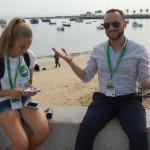 Interview s jedným z prvých mladých reportérov