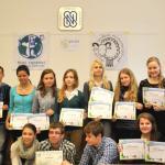 Ocenení Mladí reportéri pre životné prostredie