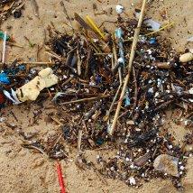 """Pri pohľade na drobné kusy rôznych materiálov od plastu, cez papier až po guľôčky z polystyrénu nie je ťažké uveriť, že väčšinu povrchu našej planéty skutočne ,,špiní"""" práve ten najmenší a najnenápadnejší odpad."""